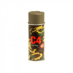Armamat bombe peinture militaire extra mat Tan 499