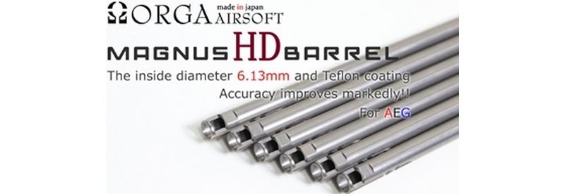 Orga Magnus HD canon 6.13mm pour AEG (182mm)