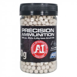 ASG billes accuracy 0.40gr (1000 billes)
