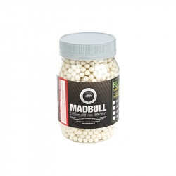 Madbull Precision 0.2gr green Tracer BBs 2000rds