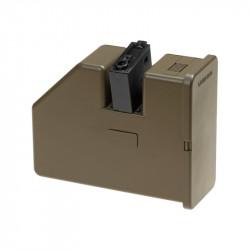 KRYTAC Ammobox electrique Trident LMG 3500 billes - AIRSOFT