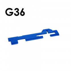SHS selector plate for G36 gearbox - Powair6.com