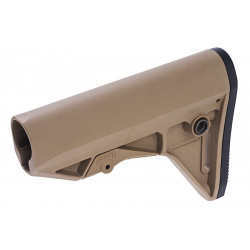 PTS Enhanced Polymer Stock - Compact (EPS-C) Dark Earth -