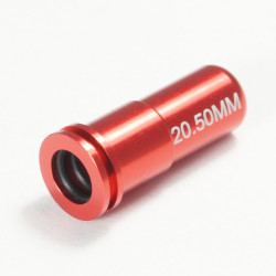 MaxxModel Nozzle CNC aluminium double oring pour AEG (20.50mm)