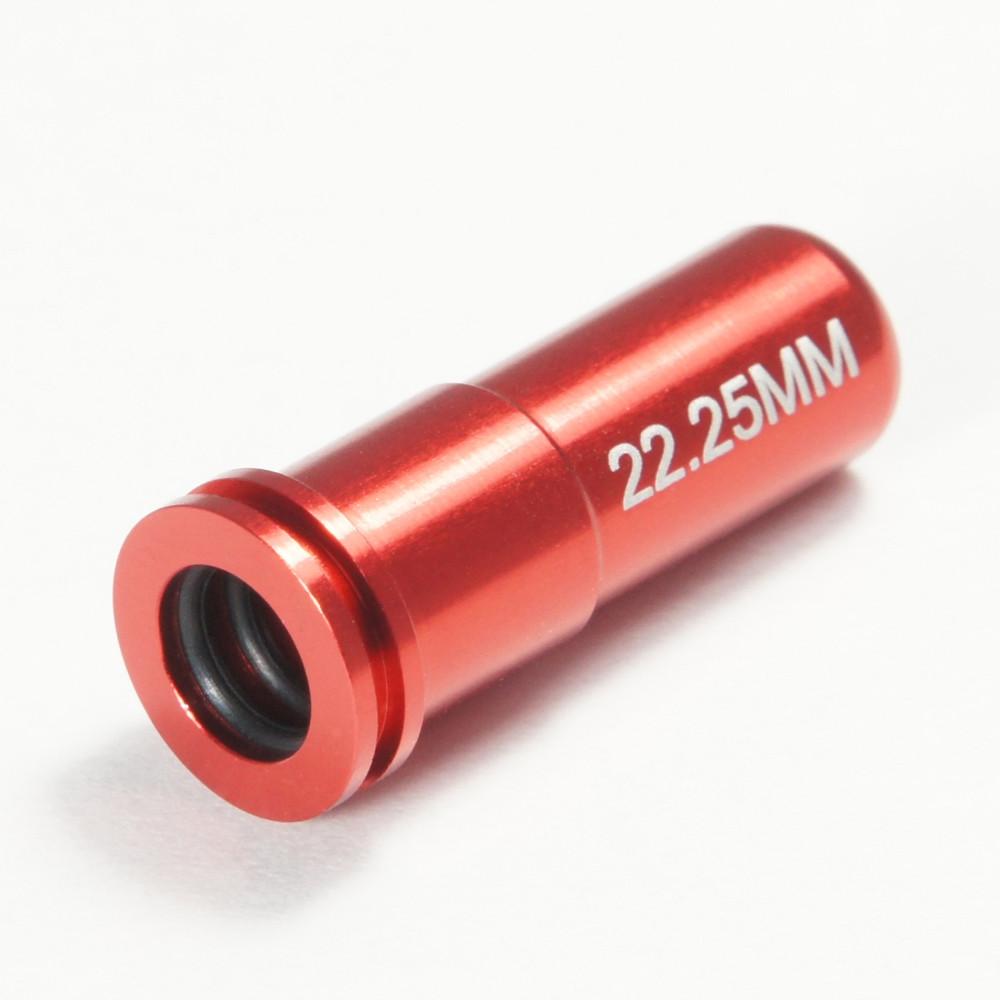 MaxxModel Nozzle CNC aluminium double oring pour AEG (22.25mm)