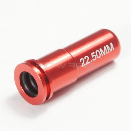 MaxxModel Nozzle CNC aluminium double oring pour AEG (22.50mm)