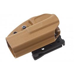 GK Tactical 0305 Kydex Holster for Glock 17 / 18C / 19 - DE -