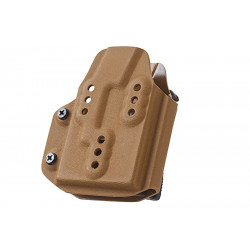 GK Tactical porte chargeur Kydex M4 5.56 - DE