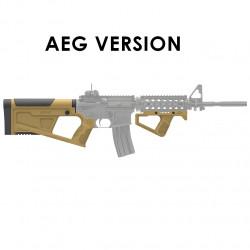 SRU Kit crosse et poignée SR-Q pour M4 AEG