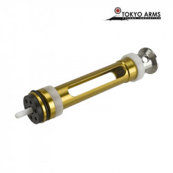 Tokyo Arms reinforced piston for Marui / WELL VSR-10 - Gold -