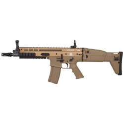Cybergun SCAR L MK16 Dark Earth -
