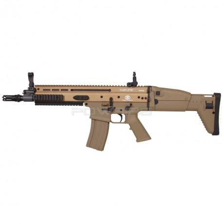 Cybergun SCAR L MK16 Dark Earth - Powair6.com