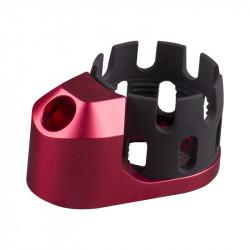Kit attache sangle et bague de serrage pour M4 GBB / PTW - Rouge -