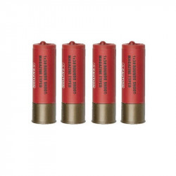 ASG 30 rds Shells for Shotguns lot of 4