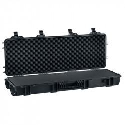 Nuprol Gun Case with cutted foam GREY - Powair6.com