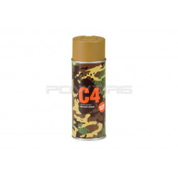Armamat bombe peinture militaire extra mat RAL8000