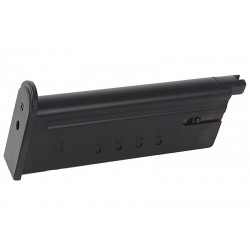 Cybergun WE 21 rds Desert Eagle 50AE Gas Magazine -