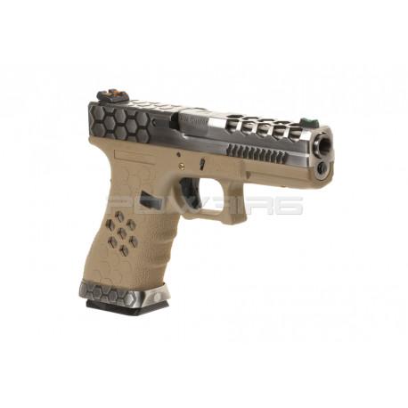 Armorer Works VX0110 Hex-Cut GBB (AW Custom) -
