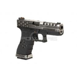 Armorer Works VX0100 Hex-Cut GBB (AW Custom)