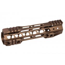 G&P 8 inch M-Lok for AEG / GBB M4 - Sand