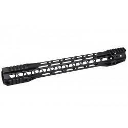 G&P 16.2 inch M-Lok for AEG / GBB M4 - Black