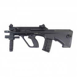 STEYR AUG A3 XS COMMANDO - Black -