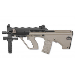ASG STEYR AUG A3 XS COMMANDO - Tan