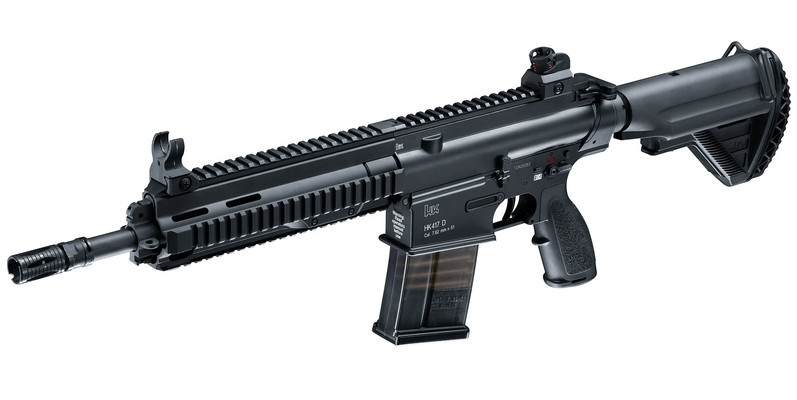 Umarex (VFC) H&K HK417 D Airsoft AEG With Mosfet VF1