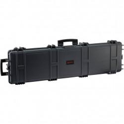 Nuprol XL Gun Case with cutted foam grey - Powair6.com