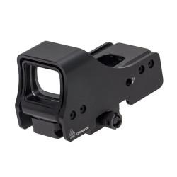 UTG - Visée reflex 3.9 inch cercle Rouge & Vert