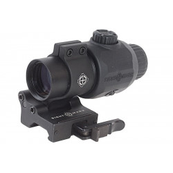 Sightmark Magnifier XT-3 avec montage flip-up LQD