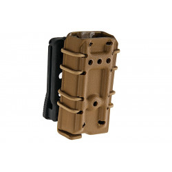 GK Tactical Porte chargeur Kydex 0305 Single Stack pour chargeur GBB - CB