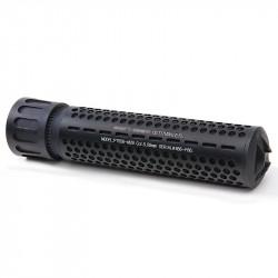 GK Tactical KAC QDC Suppressor (14mm CCW) - Black -