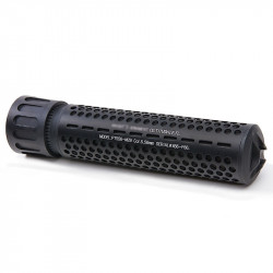 GK Tactical silencieux type KAC QDC (14mm CCW) - Black