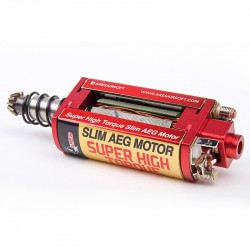 ARES Super High Torque Slim Long Shaft AEG Motor -
