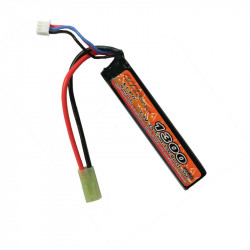 VB Power 7.4v 1300mah 15C lipo battery mini Tamiya - Powair6.com