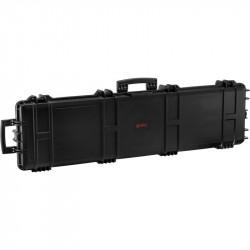 Nuprol XL Gun Case with cutted foam black - Powair6.com