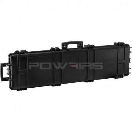 Nuprol XL Gun Case with cutted foam black -