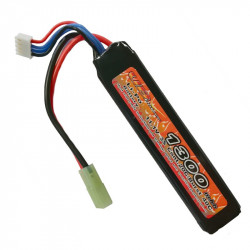 VB Power 11.1v 1300mah 20C lipo battery mini Tamiya -