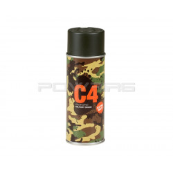 Armamat C4 Mil Grade extra mat Color Spray RAL 6006 olive grey -
