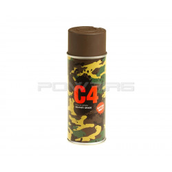 Armamat C4 Mil Grade extra mat Color Spray RAL 8027 Nato brown -