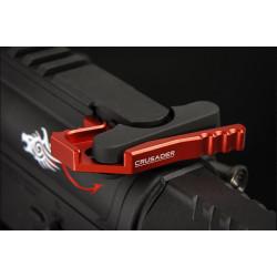 VFC Avalon Leopard Carbine AEG - noir (mosfet intégré + mallette rigide)