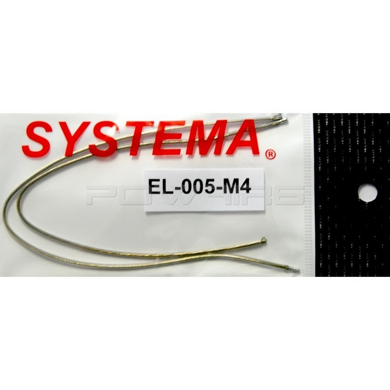 Systema Ptw M4 Motor Cable Pair