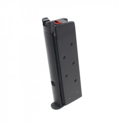 Armorer Works single stack gas Magazine for AW/WE mini 1911