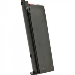 Armorer Works single stack gas Magazine for AW/WE/TM 1911