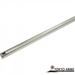 Tokyo Arms canon de précision inox 6.01mm pour VSR-10 - 430mm -