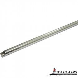Tokyo Arms canon de précision inox 6.01mm pour MWS - 509mm -