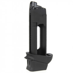 Cybergun 17 rounds CO2 magazine for Glock 19 GBB
