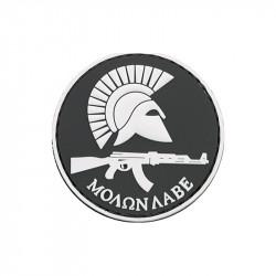 Molon LABE AK Velcro patch