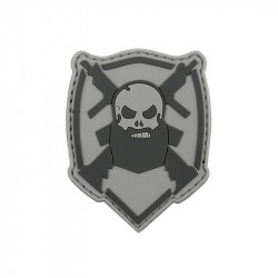 Patch velcro Beard and Gun